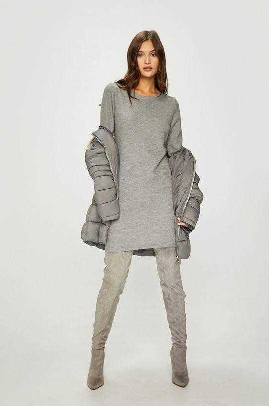 Answear - Šaty sivá