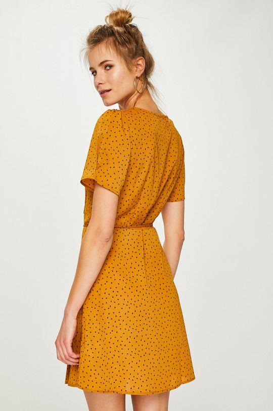 béžová Answear - Šaty
