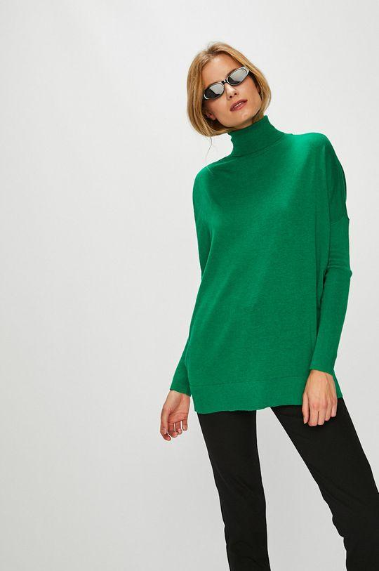 verde Answear - Pulover De femei