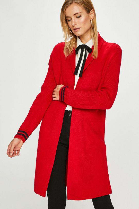 rosu Answear - Cardigan De femei
