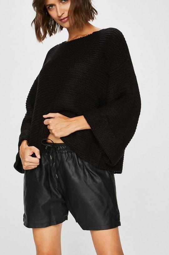 čierna Answear - Šortky Dámsky