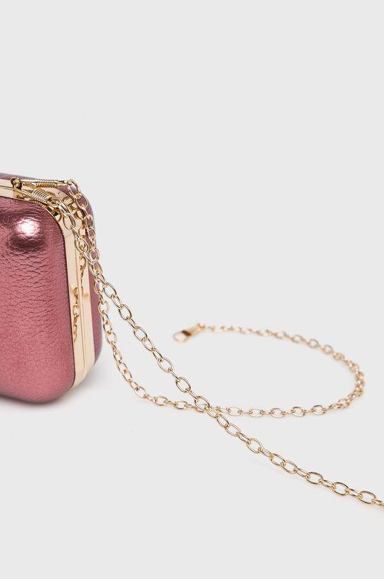 fialovo-růžová Answear - Kabelka