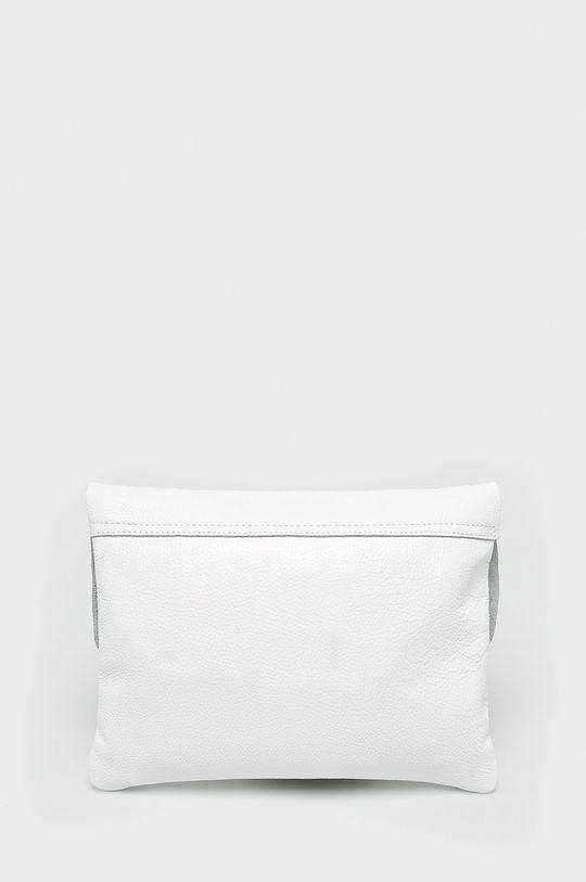 alb Answear - Poseta de piele