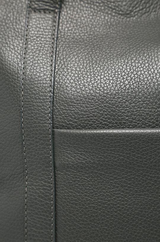 Answear - Poseta de piele gri