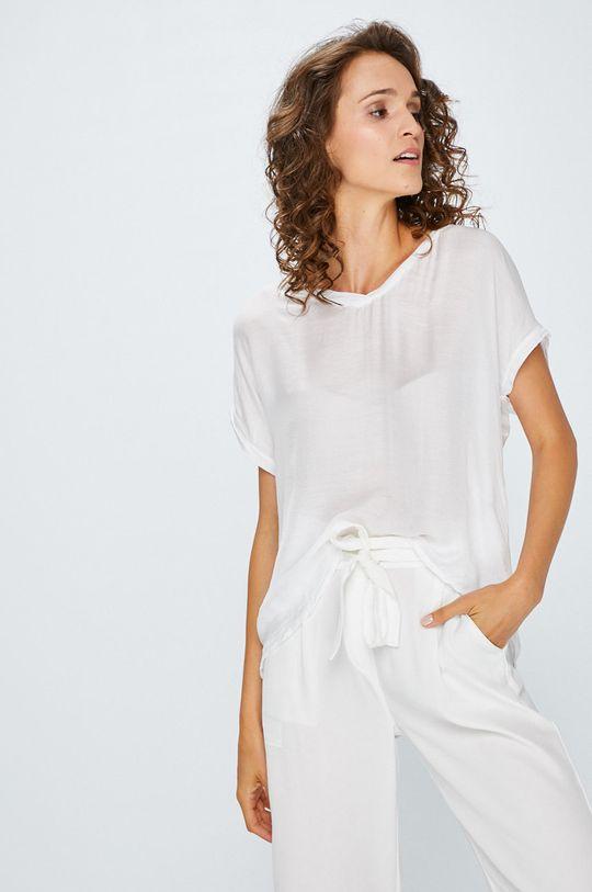 білий Answear - Топ Жіночий