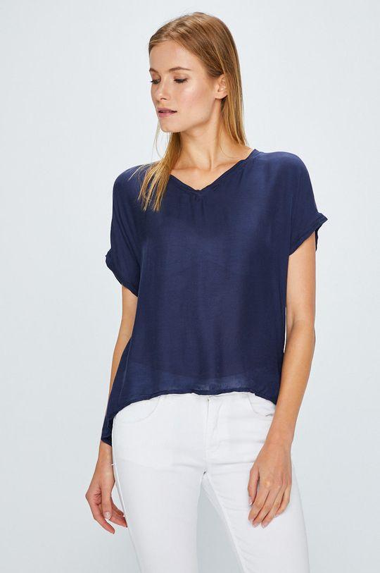 темно-синій Answear - Топ Жіночий