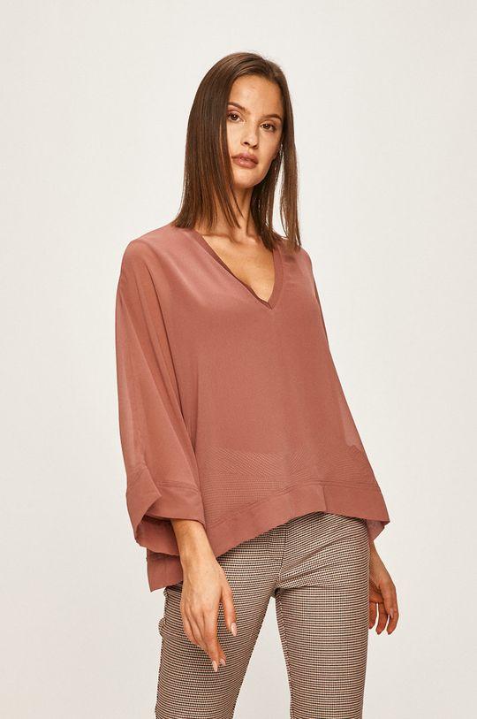roz Answear - Bluza De femei