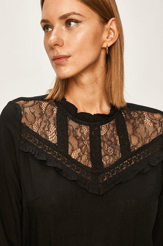 negru Answear - Bluza De femei