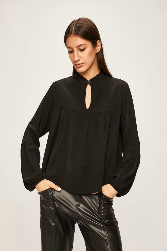 czarny Answear Lab - Bluzka