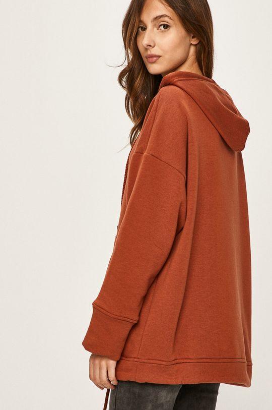 Answear - Bluza 60% Bumbac, 40% Terilen