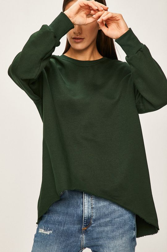 verde Answear - Bluza
