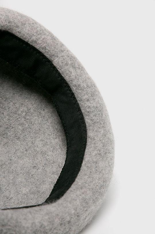 jasny szary Answear - Beret