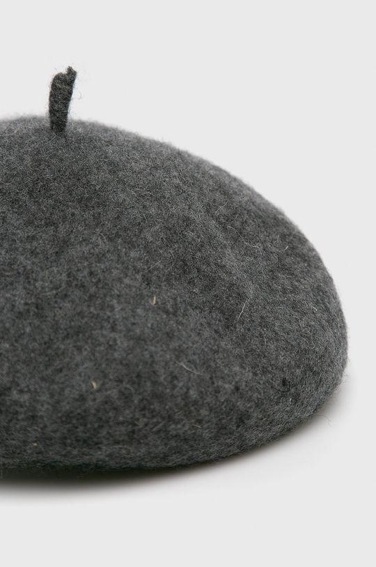 Answear - Beret 100 % Wełna
