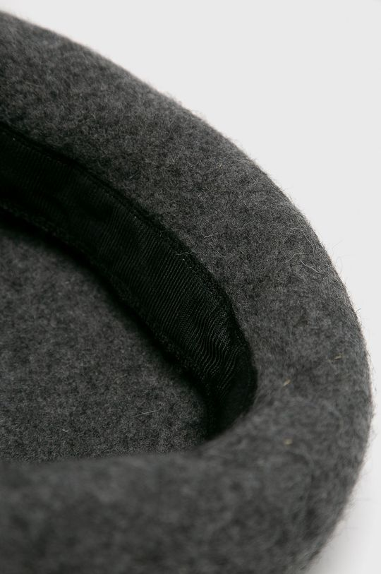 szary Answear - Beret