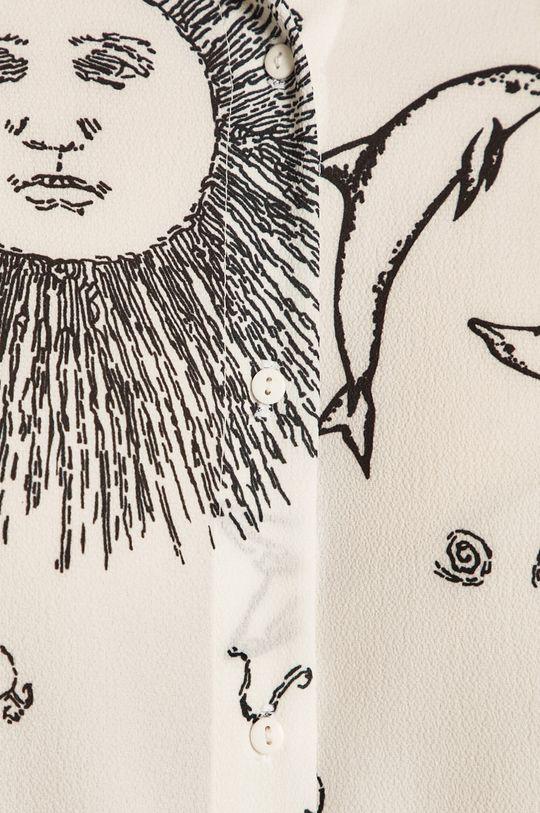 Answear - Košeľa krémová