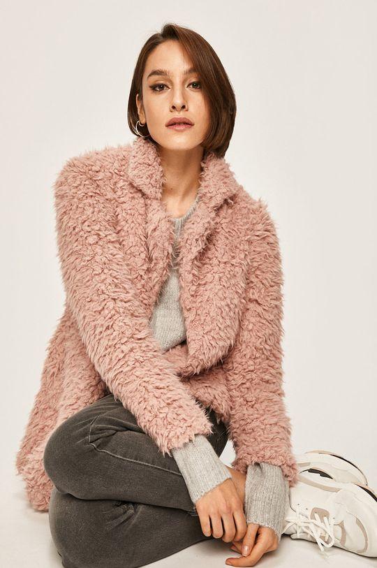 roz Answear - Palton De femei