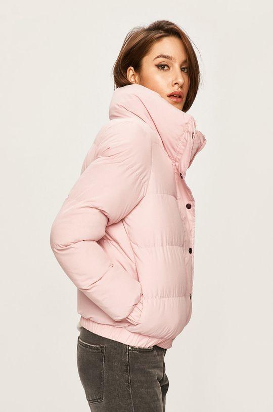 roz pastelat Answear - Geaca De femei
