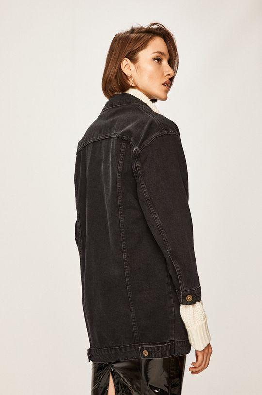 Answear - Geaca jeans 100% Bumbac