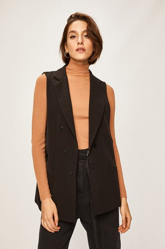 negru Answear - Vesta De femei
