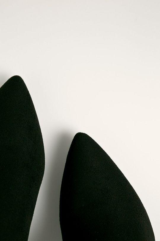 czarny Answear Lab - Botki Abloom