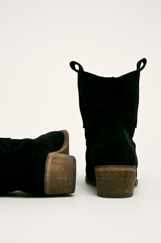 Answear - Боти Woman Key  Горна част: Текстилен материал Вътрешна част: Синтетичен материал, Текстилен материал Подметка: Синтетичен материал