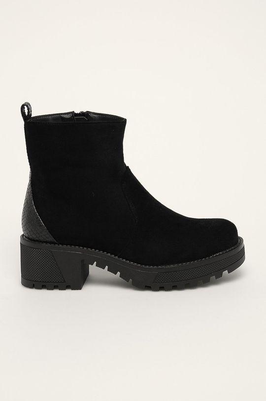 čierna Answear - Členkové topánky Erynn Dámsky
