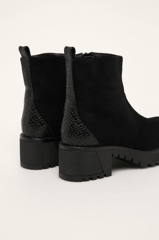 Answear - Členkové topánky Erynn  Zvršok: Textil Vnútro: Syntetická látka, Textil Podrážka: Syntetická látka