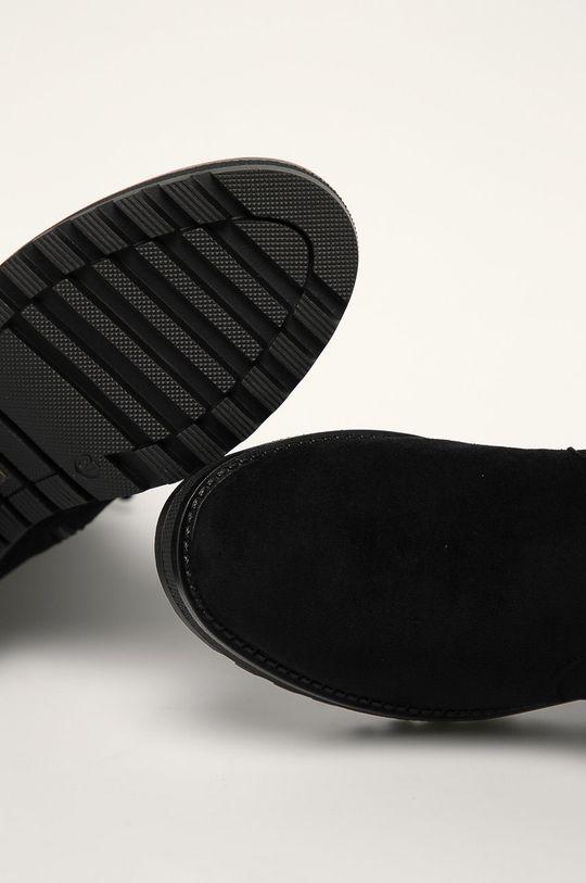 čierna Answear - Členkové topánky Erynn