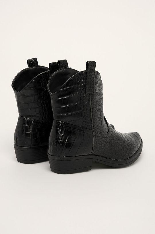 Answear - Členkové topánky Ideal Shoes  Zvršok: Syntetická látka Vnútro: Textil Podrážka: Syntetická látka
