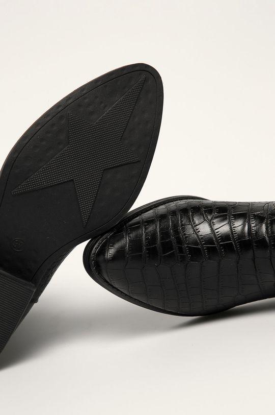 čierna Answear - Členkové topánky Ideal Shoes