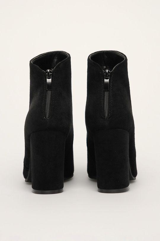 Answear - Členkové topánky Ideal Shoes  Zvršok: Textil Vnútro: Textil Podrážka: Syntetická látka