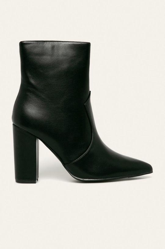 čierna Answear - Členkové topánky Tulipano Dámsky