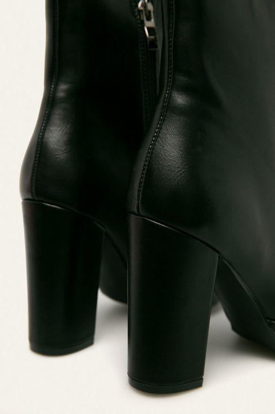 Answear - Členkové topánky Tulipano  Zvršok: Syntetická látka Vnútro: Syntetická látka, Textil Podrážka: Syntetická látka