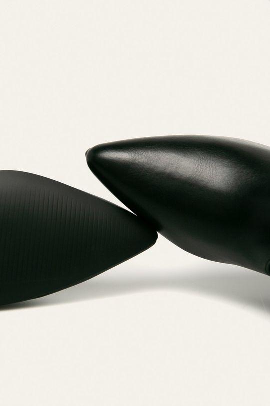 čierna Answear - Členkové topánky Tulipano