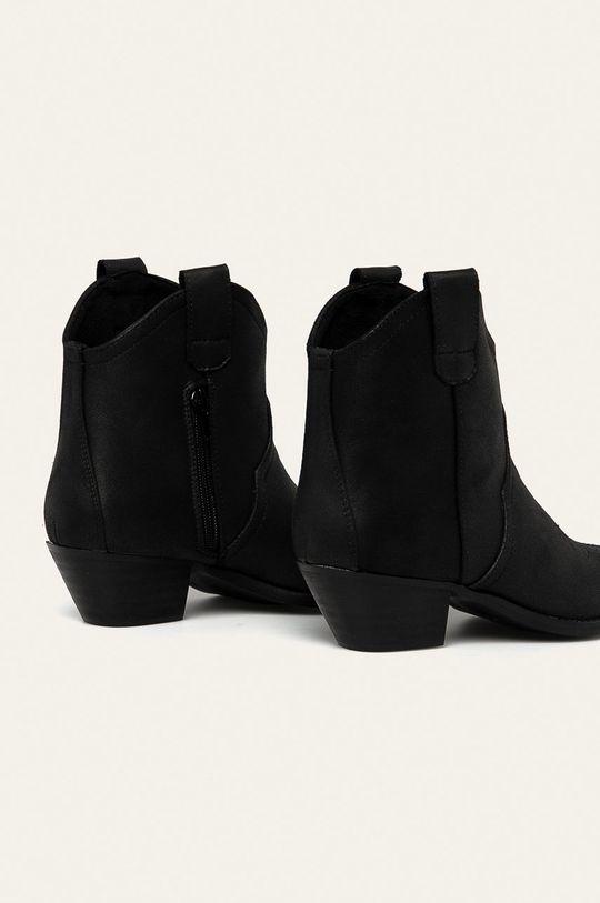 Answear - Kovbojské topánky  Zvršok: Textil Vnútro: Textil Podrážka: Syntetická látka