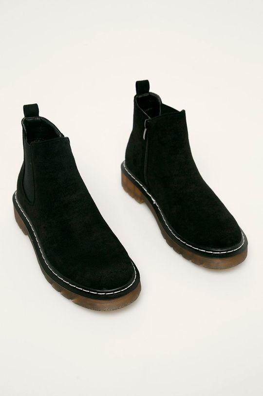 Answear - Cizme negru