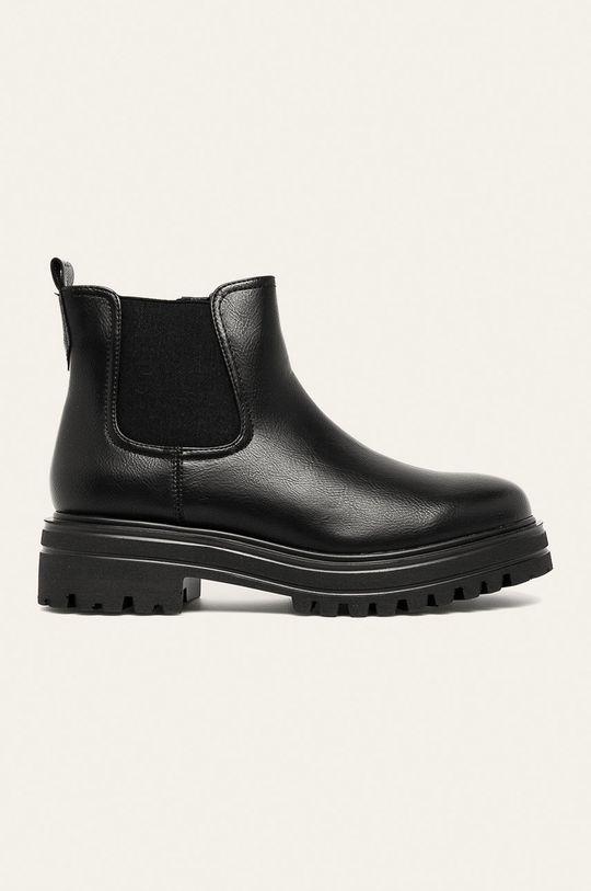 negru Answear - Pantofi cu toc Super Mode De femei