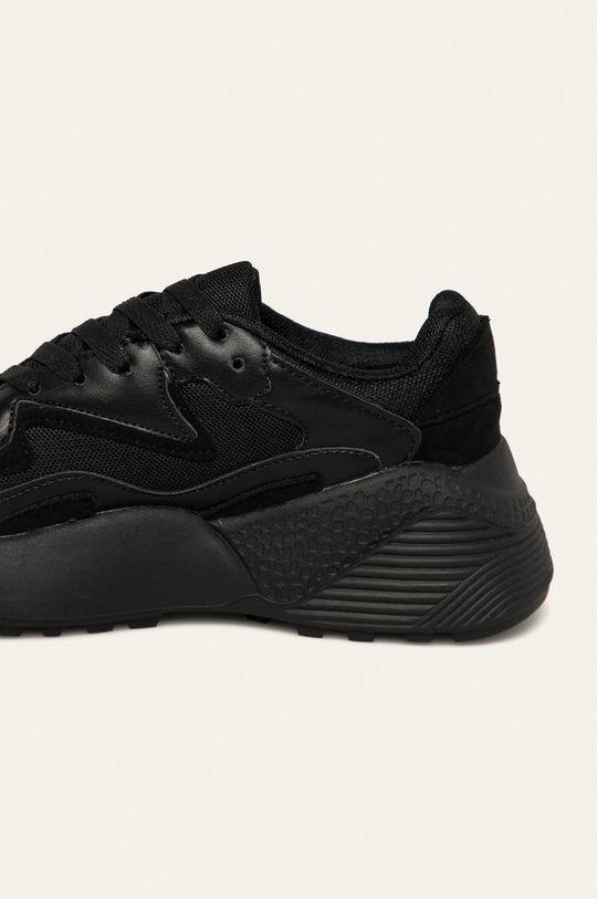 Answear - Pantofi Gamba: Material sintetic, Material textil Interiorul: Material textil Talpa: perla