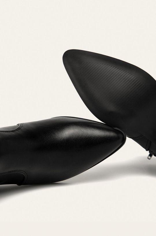negru Answear - Cizme