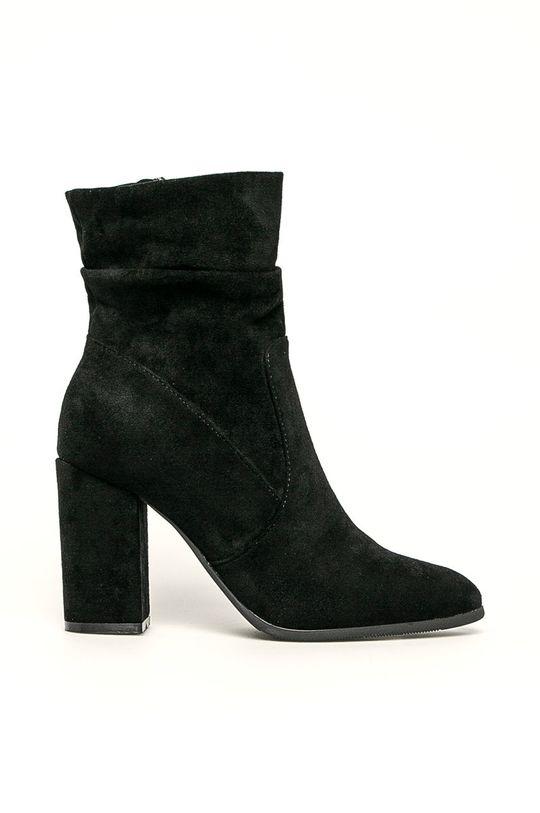 negru Answear - Botine Bellamica De femei