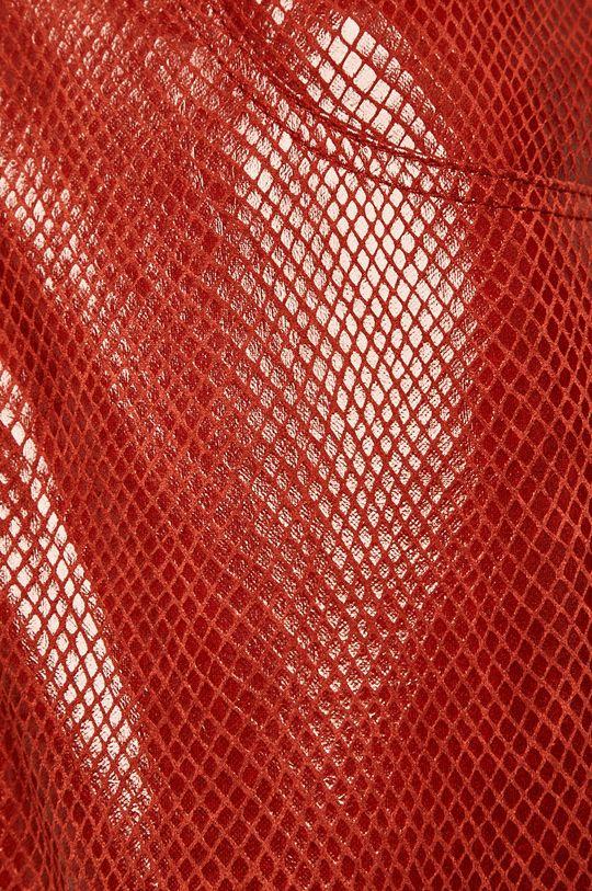 červená Answear - Sukňa