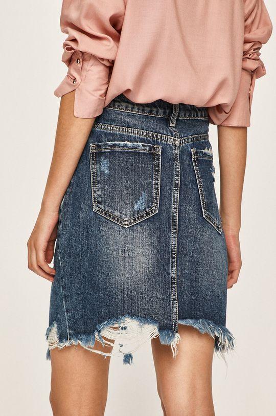Answear - Fusta jeans 100% Bumbac
