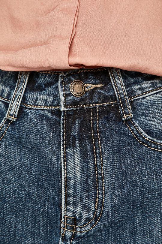 albastru Answear - Fusta jeans