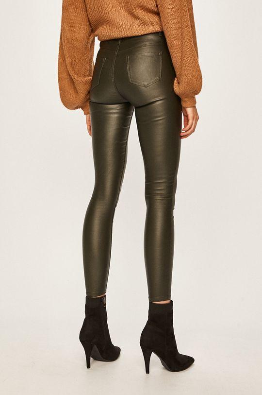Answear - Pantaloni 2% Elastan, 28% Nailon, 70% Rayon