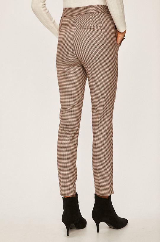 Answear - Pantaloni 60% Bumbac, 3% Elastan, 37% Poliester