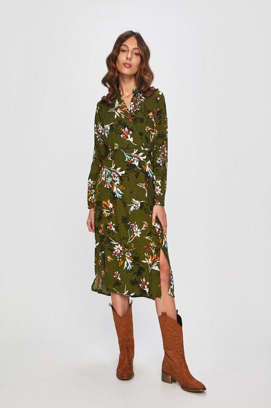Answear - Šaty zelená