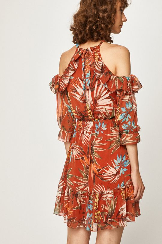 Answear Lab - Sukienka 100 % Terylen