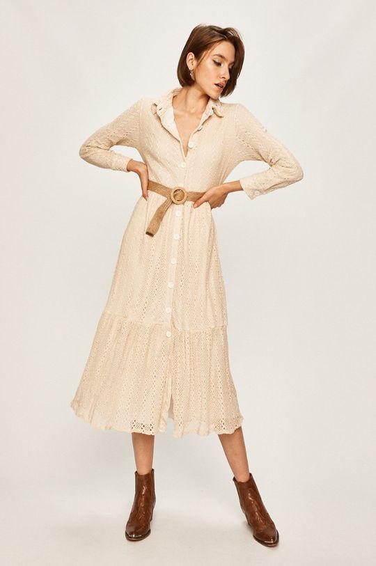 Answear - Rochie culoarea tenului