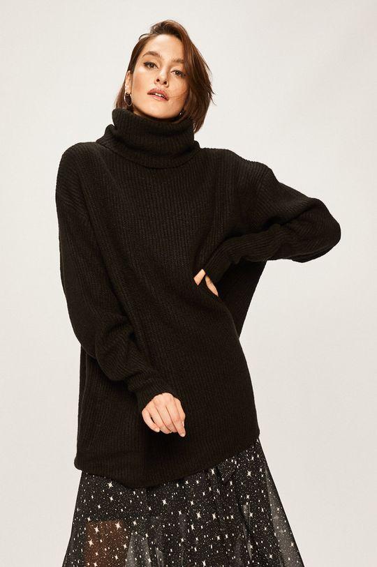negru Answear - Pulover