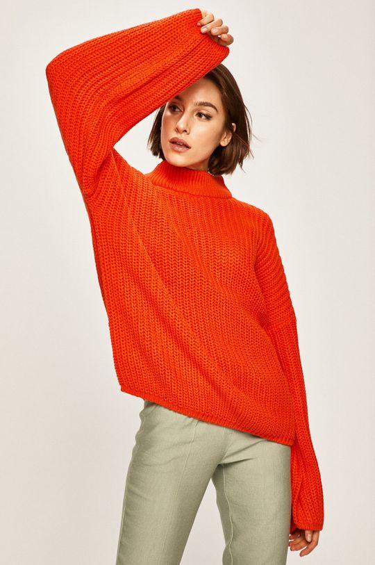 pomarańczowy Brave Soul - Sweter